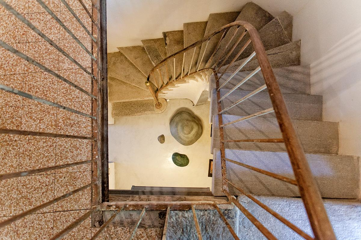 Rustico 11 - Scorcio scale - Ellepi Interior Design