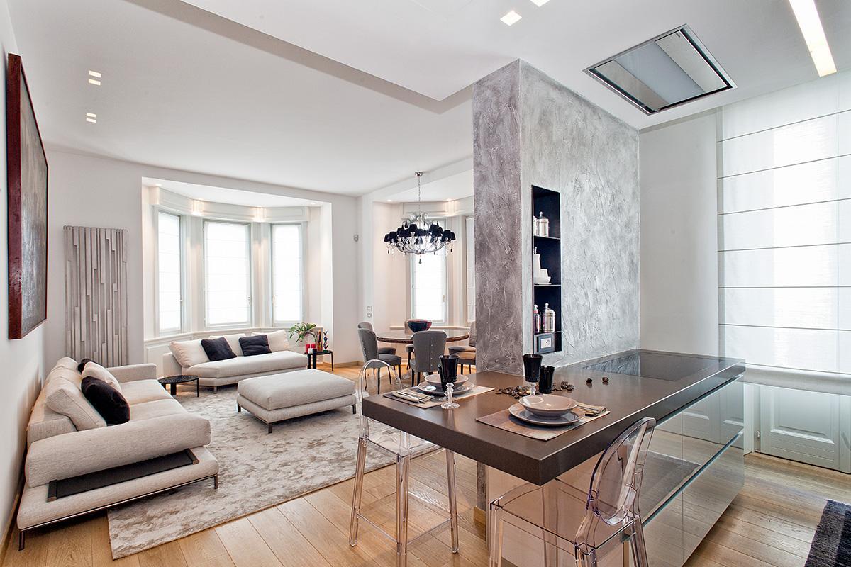 Appartamento 09 - Living - Ellepi Interior Design