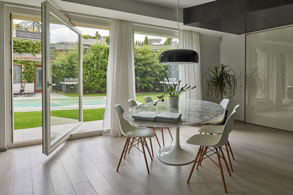 Villa 17 - Sala da pranzo - Ellepi Interior Design