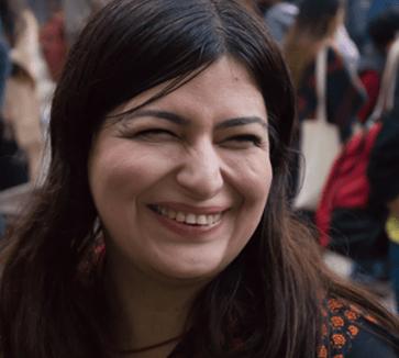 Rokhsareh Ghaemmaghami documentariste iranienne