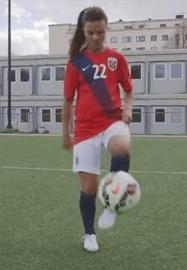Les footballeuses norvégiennes