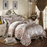 8-Piece Luxury Silk Bedding Sets