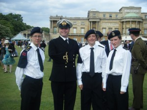 Navy Cadets Attend Royal Review and Buckingham Palace Garden Party  Ellesmere College  A 718