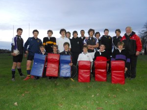 Daily Mail Cup Rugby Success for Under 15 Team  Ellesmere College  A 718 Coeducational