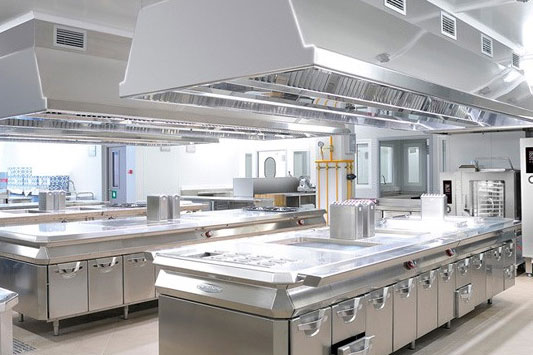 Cucine per ristoranti Como  Ellew Professional  Soluzioni per cucine e lavanderie professionali