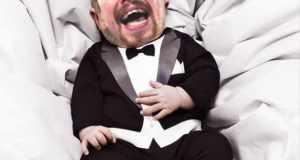 Pablo Iglesias bebé