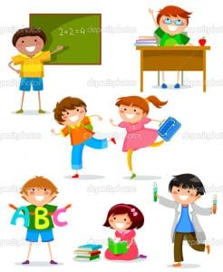 depositphotos_28586629-stock-illustration-kids-at-school