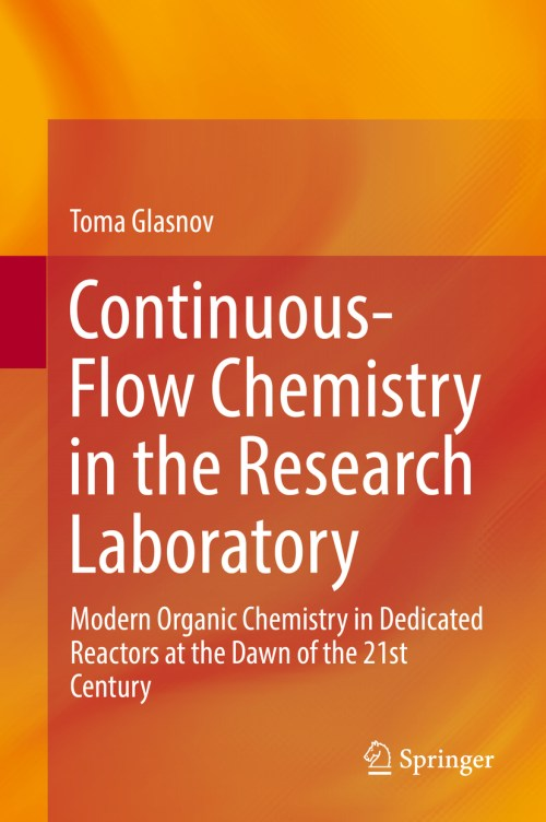 small resolution of continuous flow chemistry in the research laboratory