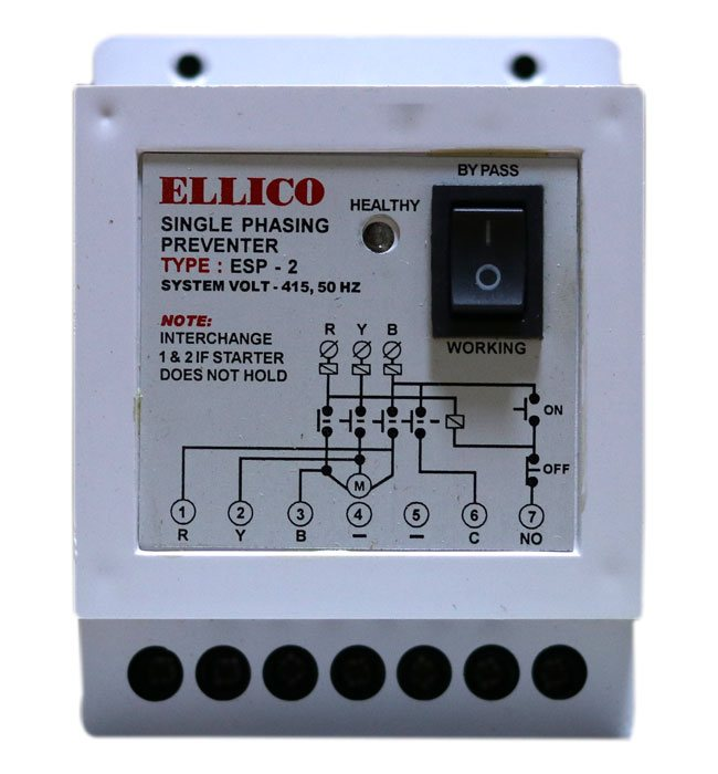 control wiring diagram of dol starter 2000 celica stereo ellico esp 2 with bypass