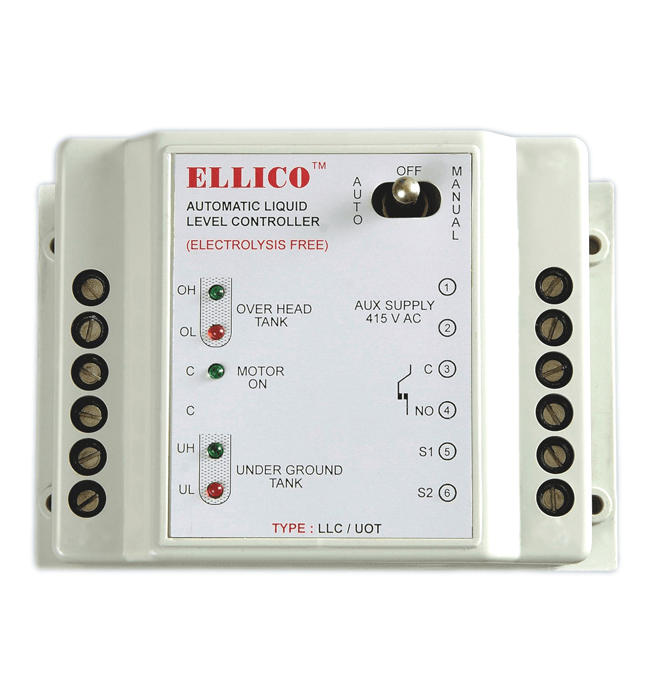 control wiring diagram of dol starter painless installation instructions ellico water level controller
