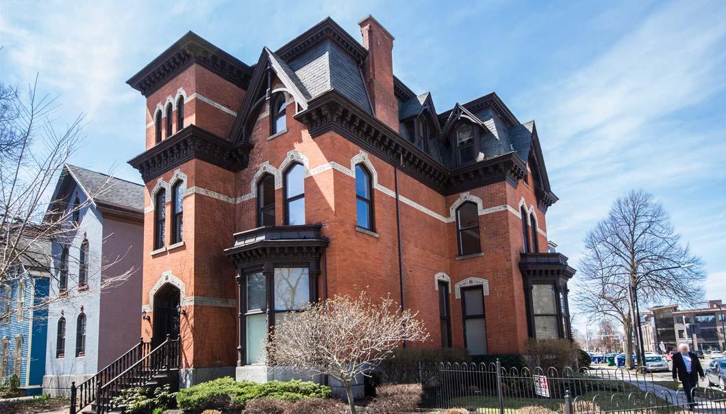 414 Franklin Street Apartments Buffalo Ny