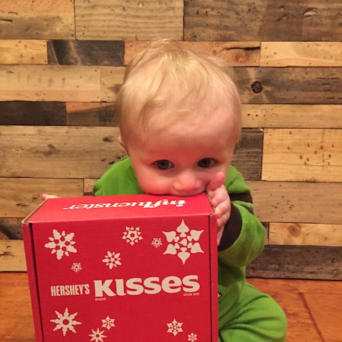 #MerryKissmas to you!