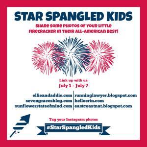 #StarSpangledKids | Ellie And Addie