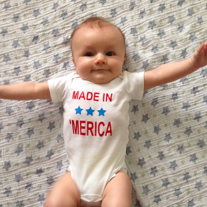 Friday Favorites - made in 'merica | Ellie And Addie