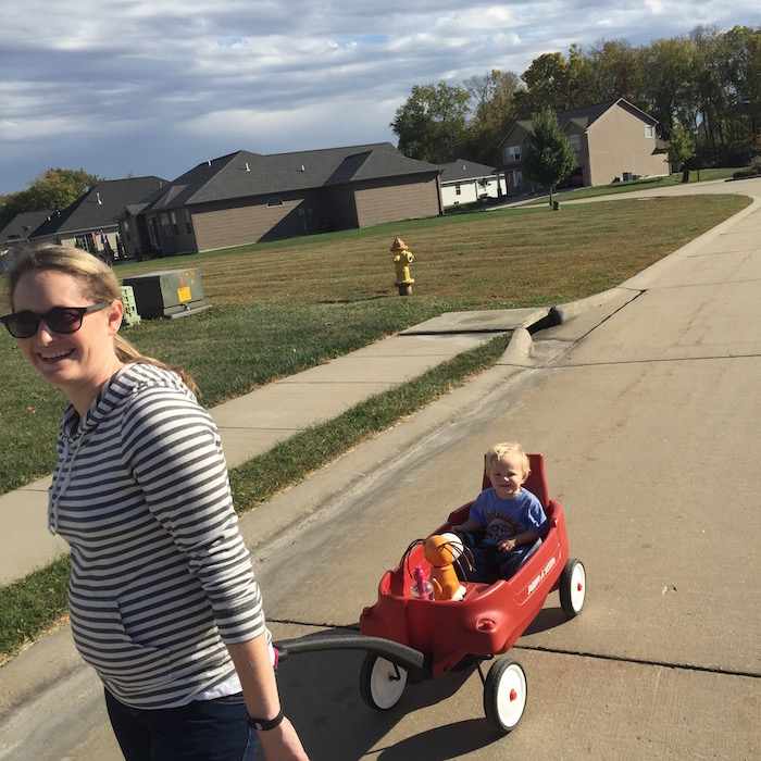 Day In The Life - October 2015   Ellie And Addie