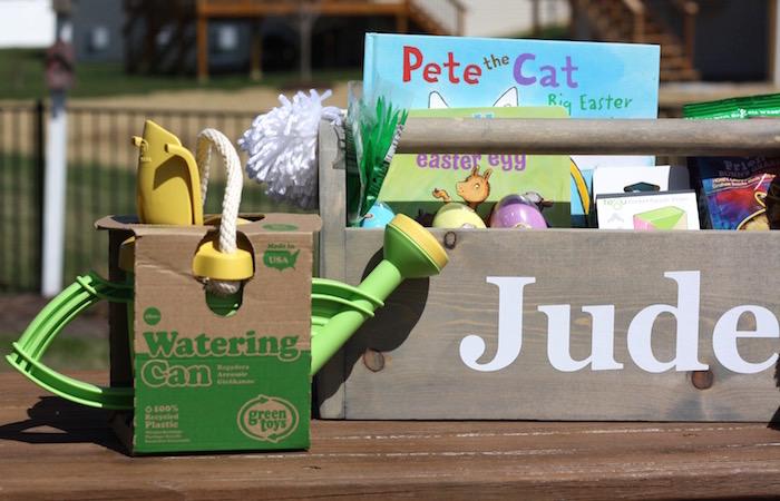 Easter Basket Goodies   Ellie And Addie