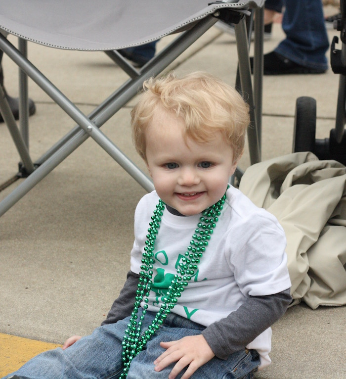 Happy St. Patrick's Day | Ellie And Addie