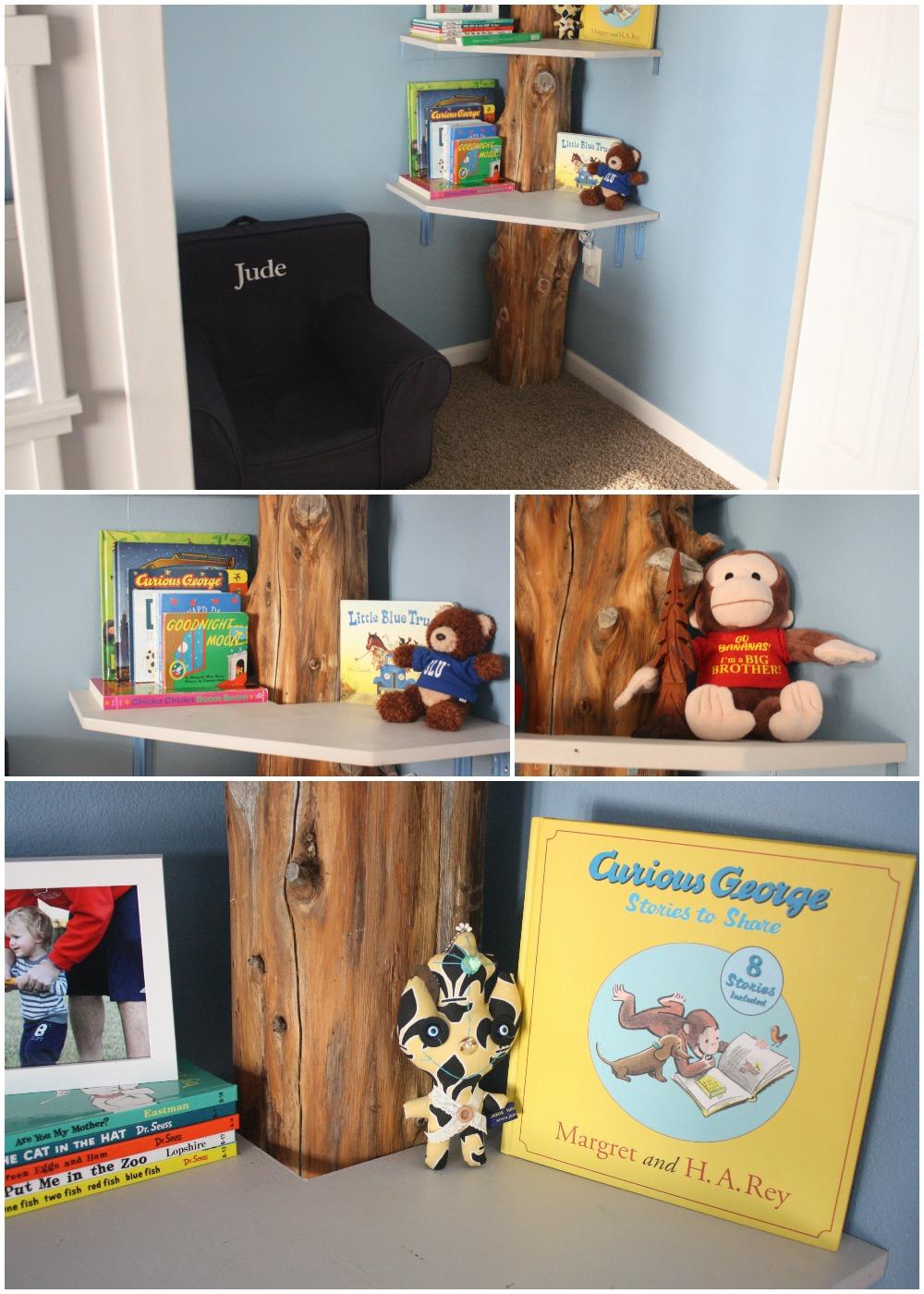 Jude's Big Boy Room   Ellie And Addie