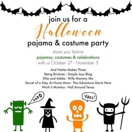 Halloween Party | Ellie And Addie