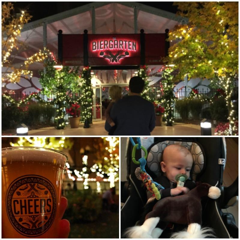 Brewery Lights at Anheuser-Busch St. Louis   Ellie And Addie