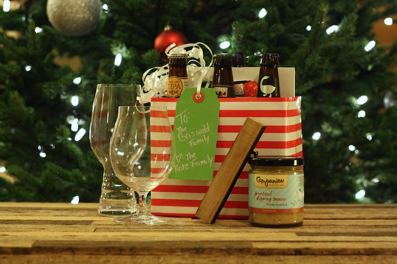 Hoppy Holidays - DIY Beer Gift Basket   Ellie And Addie