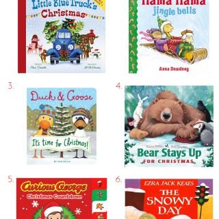 Toddler Christmas Books