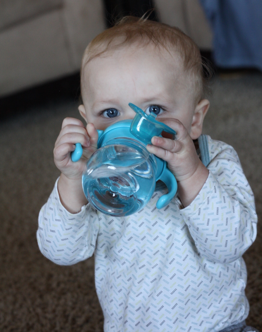 Mealtime Milestones with OXO Tot | Ellie And Addie