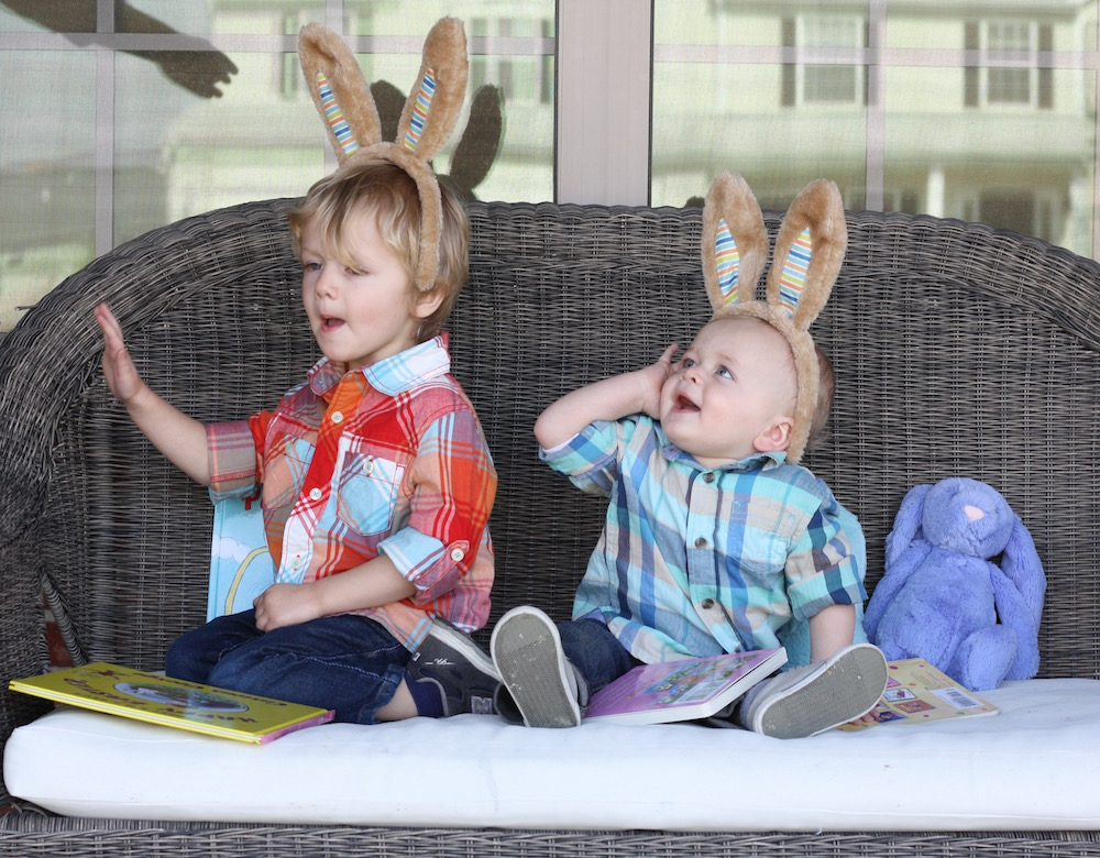 Toddler Easter Books | Ellie And Addie