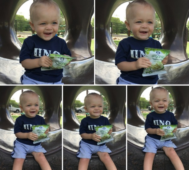 Snacking with Gerber | Ellie And Addie