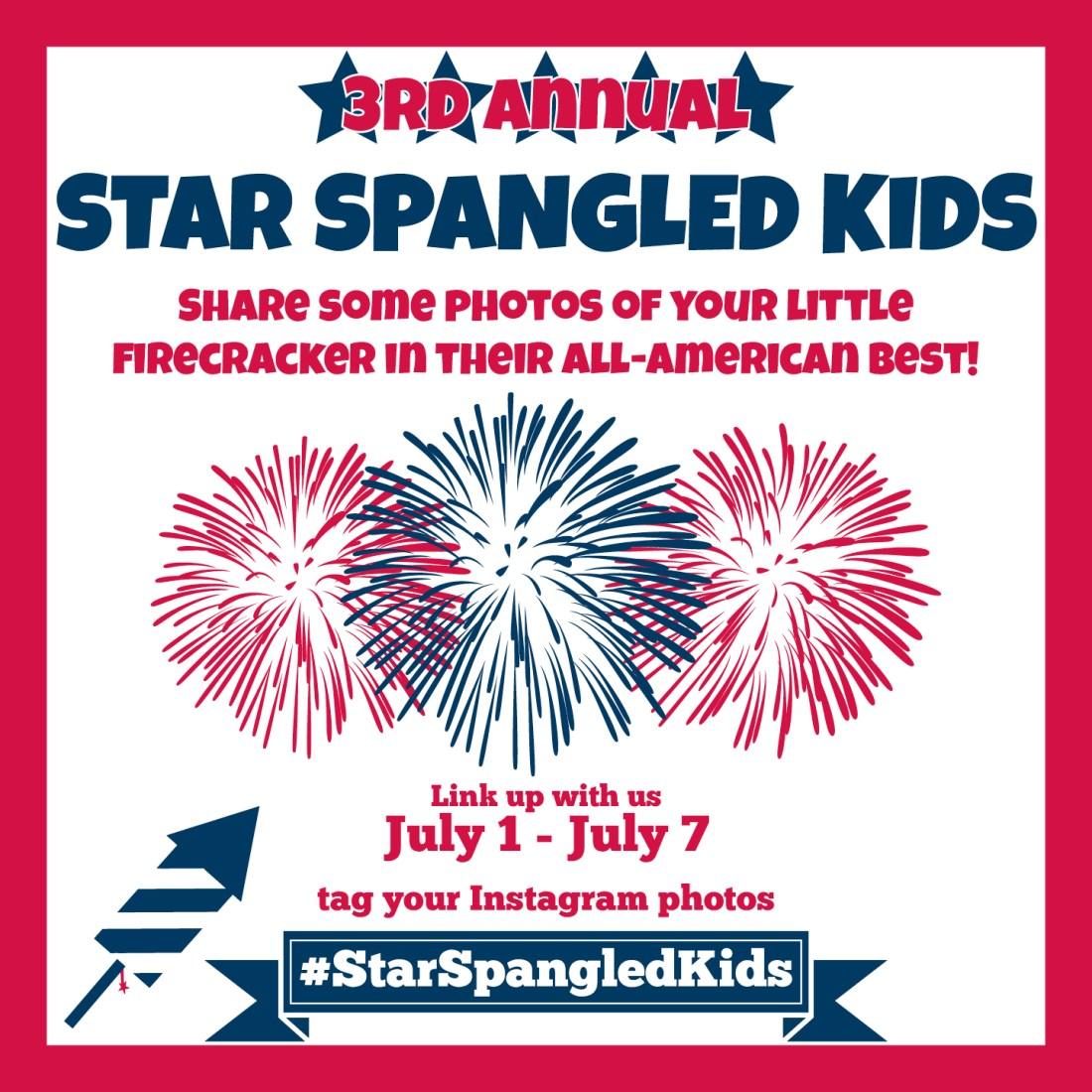 Star Spangled Kids 2017 [#StarSpangledKids] | Ellie And Addie