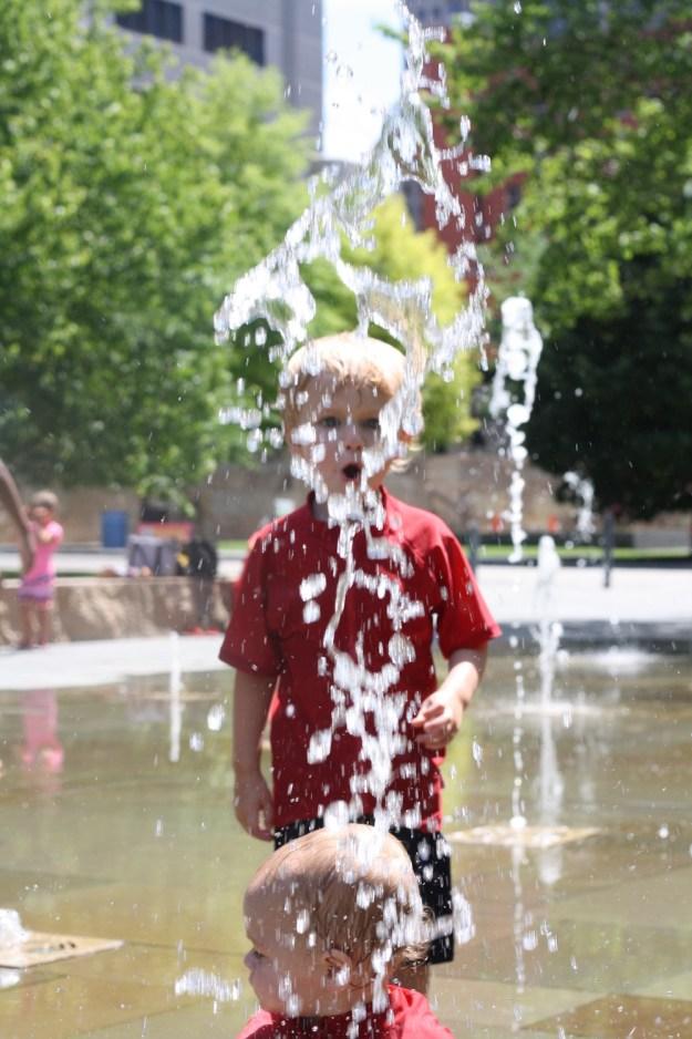 Splish Splash with SwimZip | Ellie And Addie