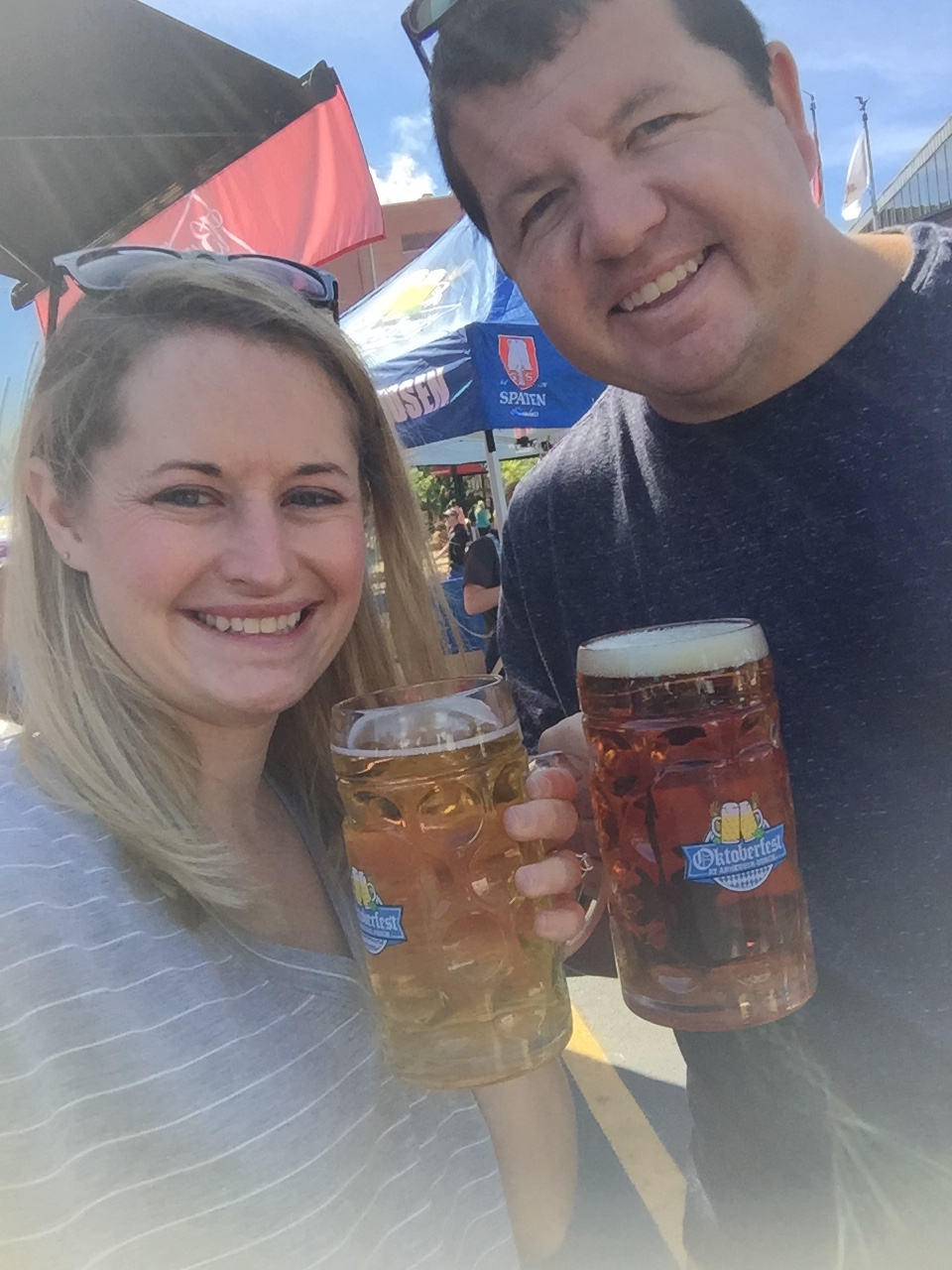 Weekend Fun - Oktoberfest Edition | Ellie And Addie