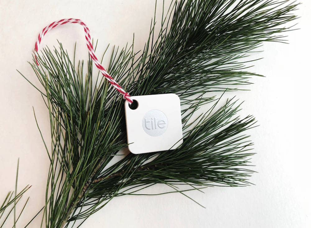 Give the Gift of Finding this Christmas with Tile | Ellie And Addie