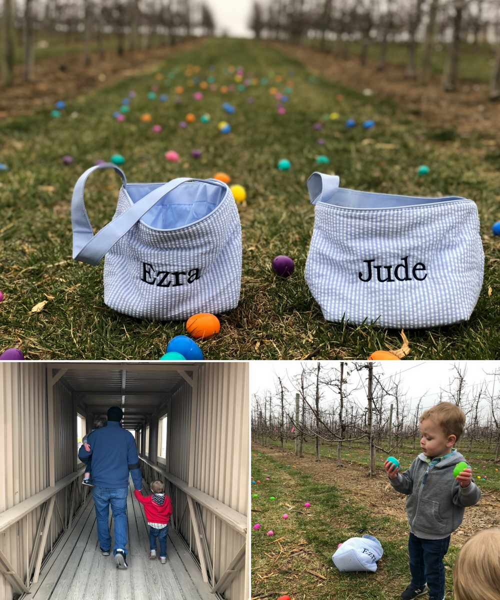 A Lucky Bunny Weekend | Ellie And Addie