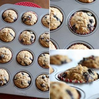 Back To School Breakfast Muffins