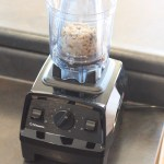 Homemade Peanut Butter with Vitamix