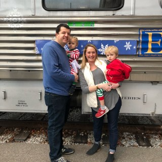 All Aboard! St. Louis Polar Express Giveaway!