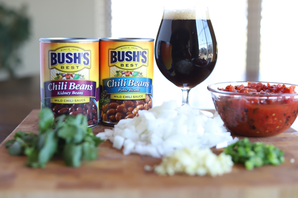 Best Beer Chili Recipe with BUSH'S® Chili Beans