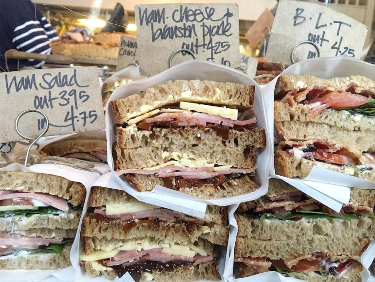 cafe marmalade brighton sandwiches