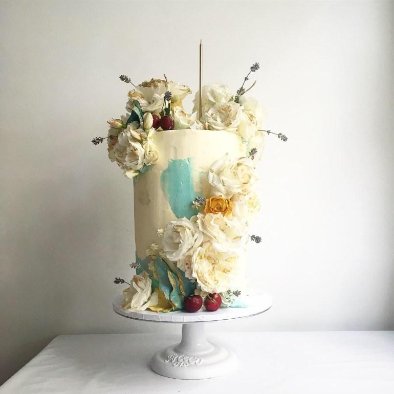 buttercream luxury cakes modern design brighton