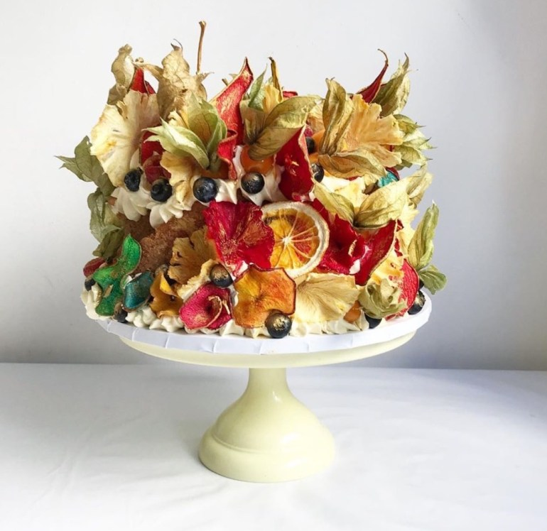 celebration cake louisa Pringle brighton
