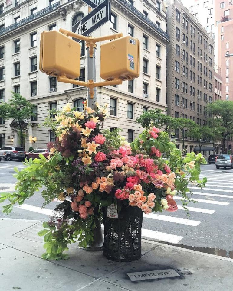 lewis miller flower flash new york