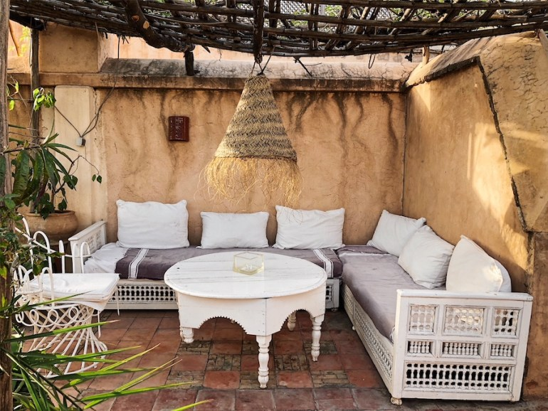 dar rbaa laroub riad marrakech