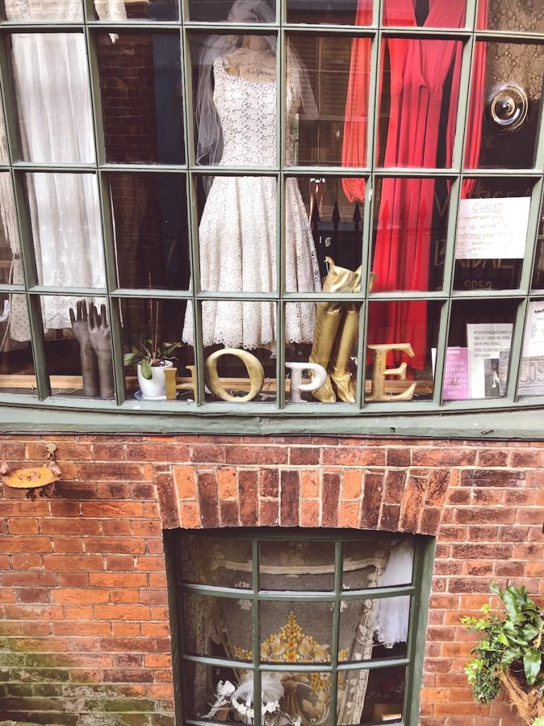 hope and harlequin brighton