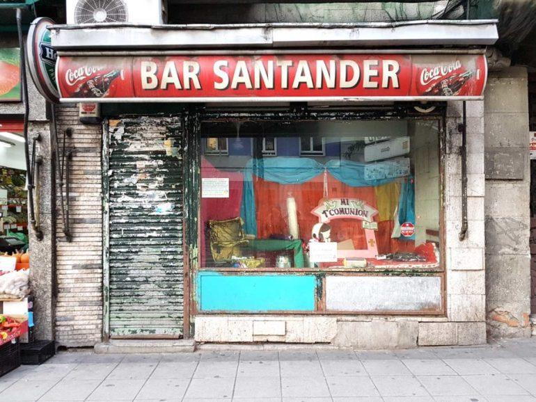 madrid no frills bar