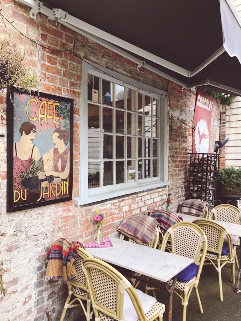cafe jardin lewes