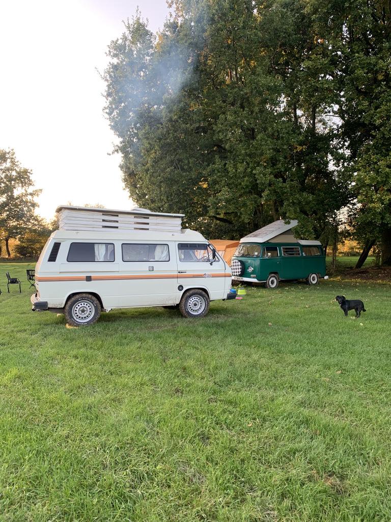 kitts cottage campsite near brighton
