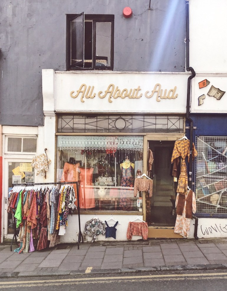all about aud brighton