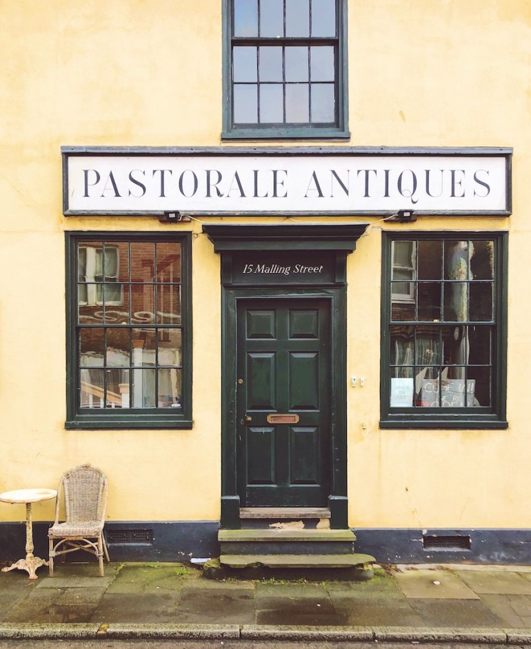 pastorale antiques lewes malling street