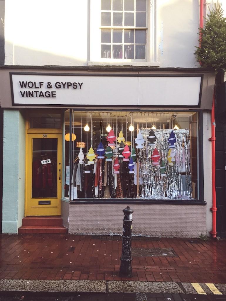 wolf and gypsy vintage brighton